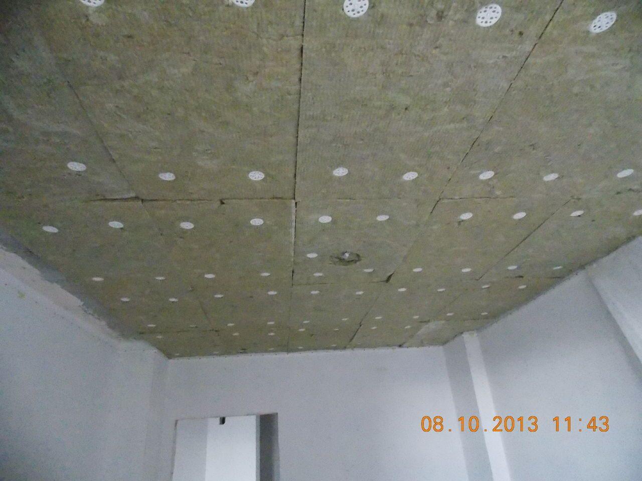 Шумоизоляции потолка в квартире своими руками: методы и 79